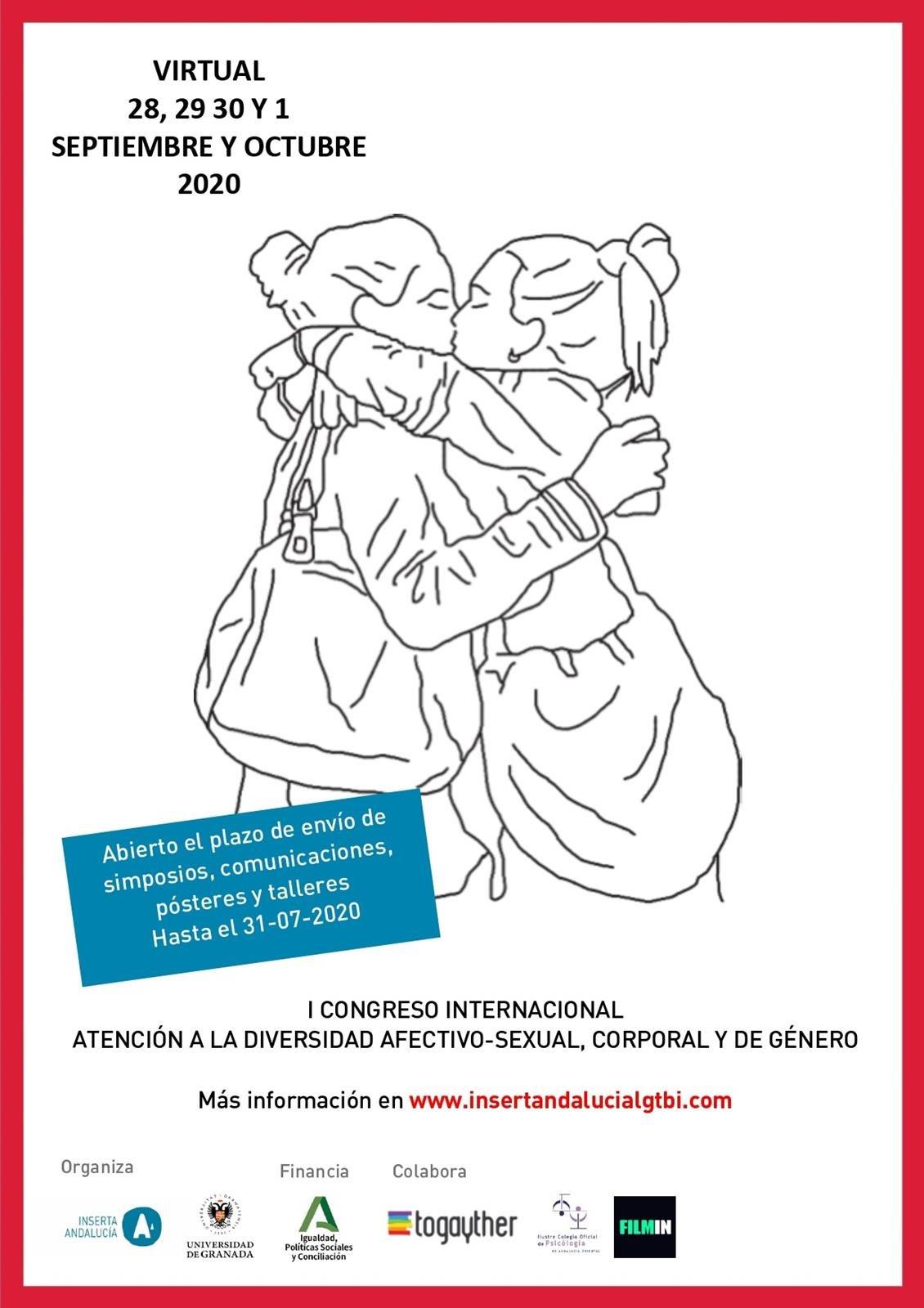 Impulsan el I Congreso Internacional LGTBI sobre diversidad afectivo-sexual, corporal y de género