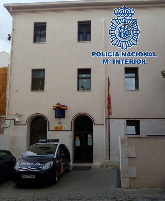 Detenido un ladrón que escaló la fachada para robar en un domicilio
