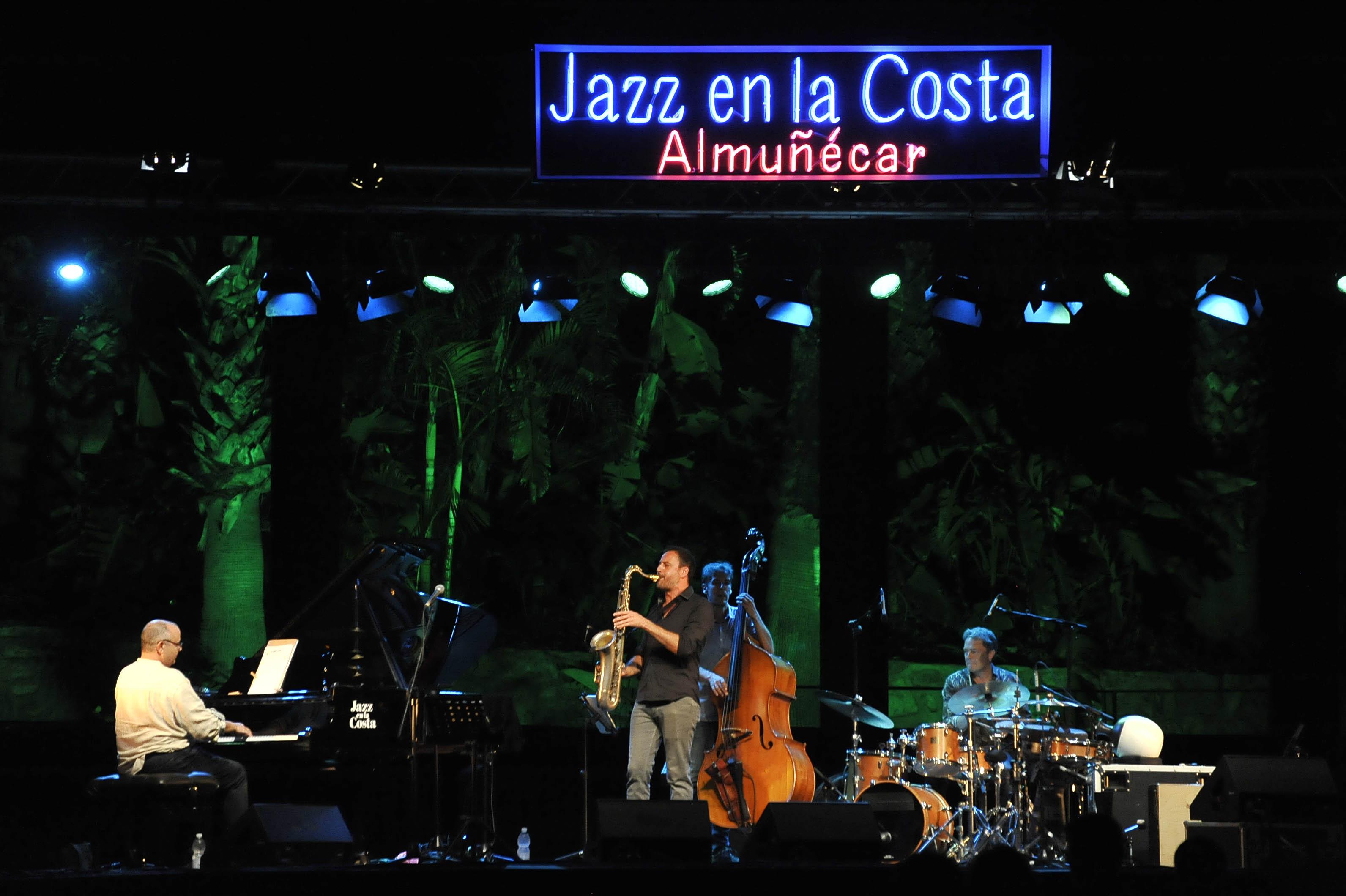 Gran estreno del Jazz en la Costa