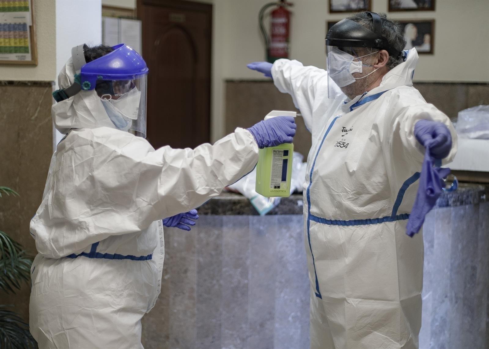 Granada registra un nuevo brote y 14 contagiados de coronavirus