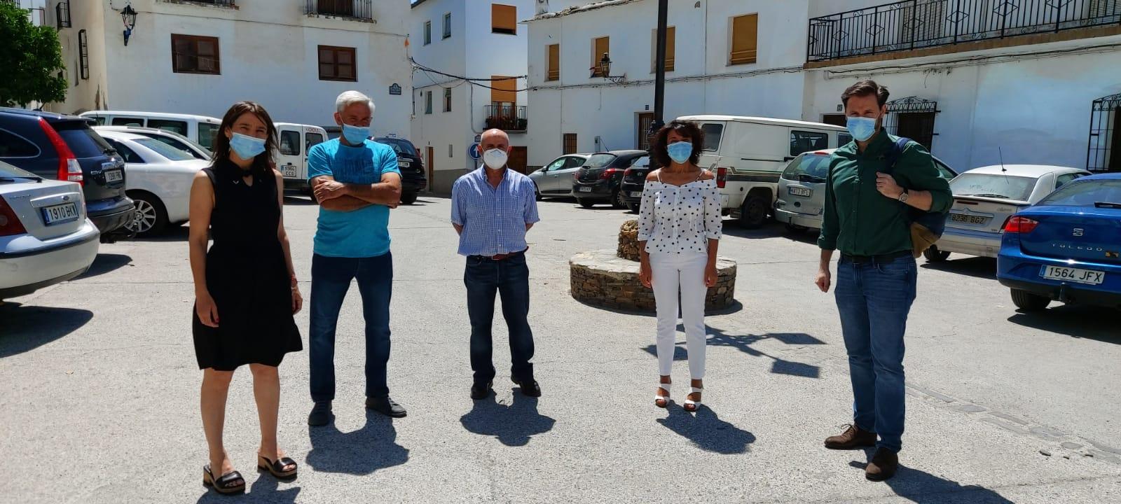 El PSOE pide a la Junta que transfiera de inmediato los fondos incondicionados que les corresponden a las ELAS