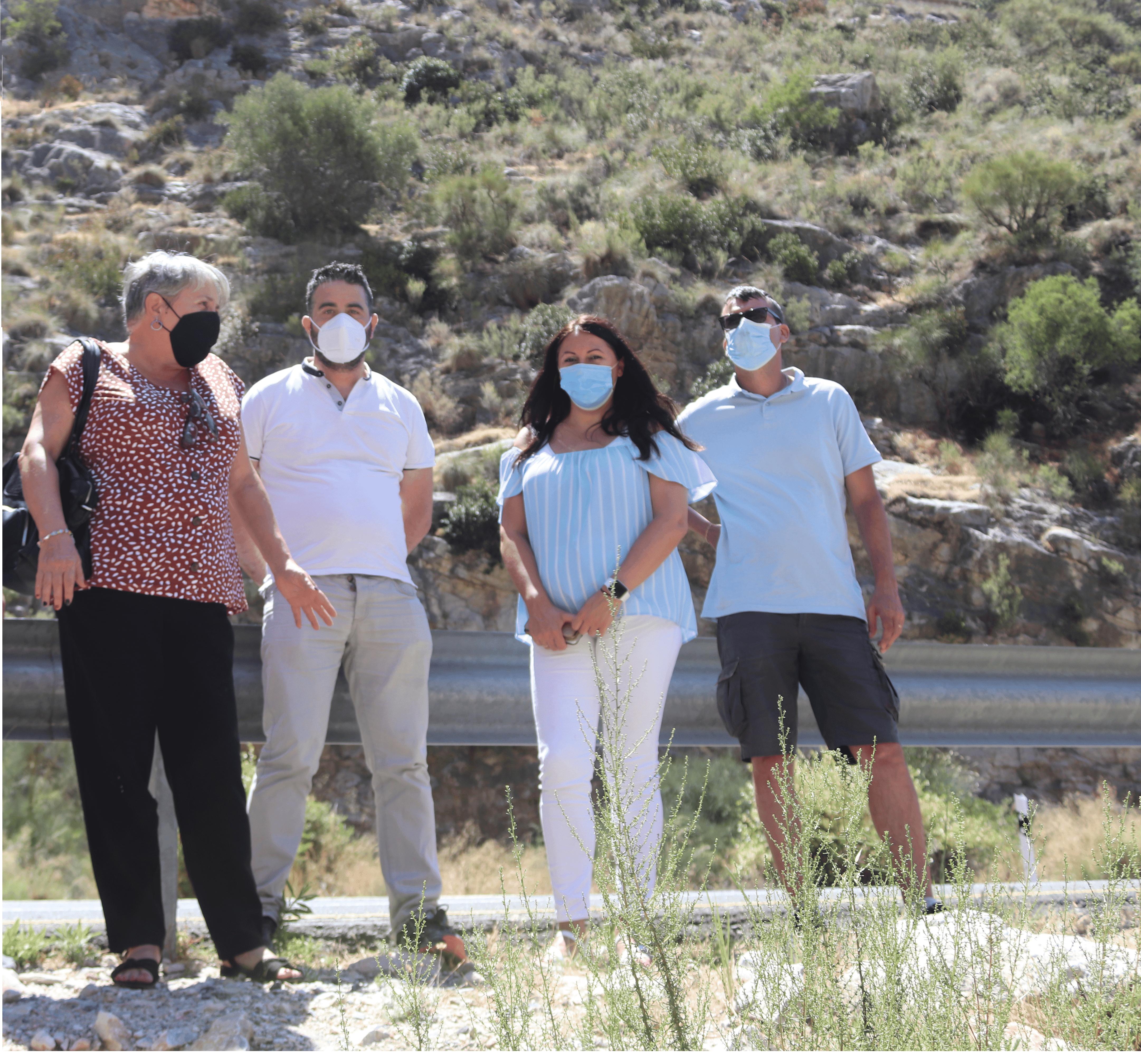 Podemos propone que se declare Monumento Natural el río Guadalfeo