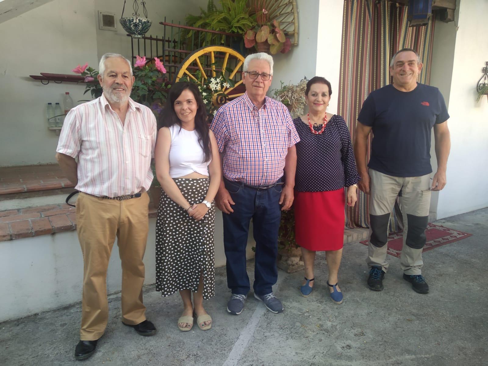 El PSOE de Huétor Santillán constituye su Ejecutiva local con Antonio Ocaña como secretario general