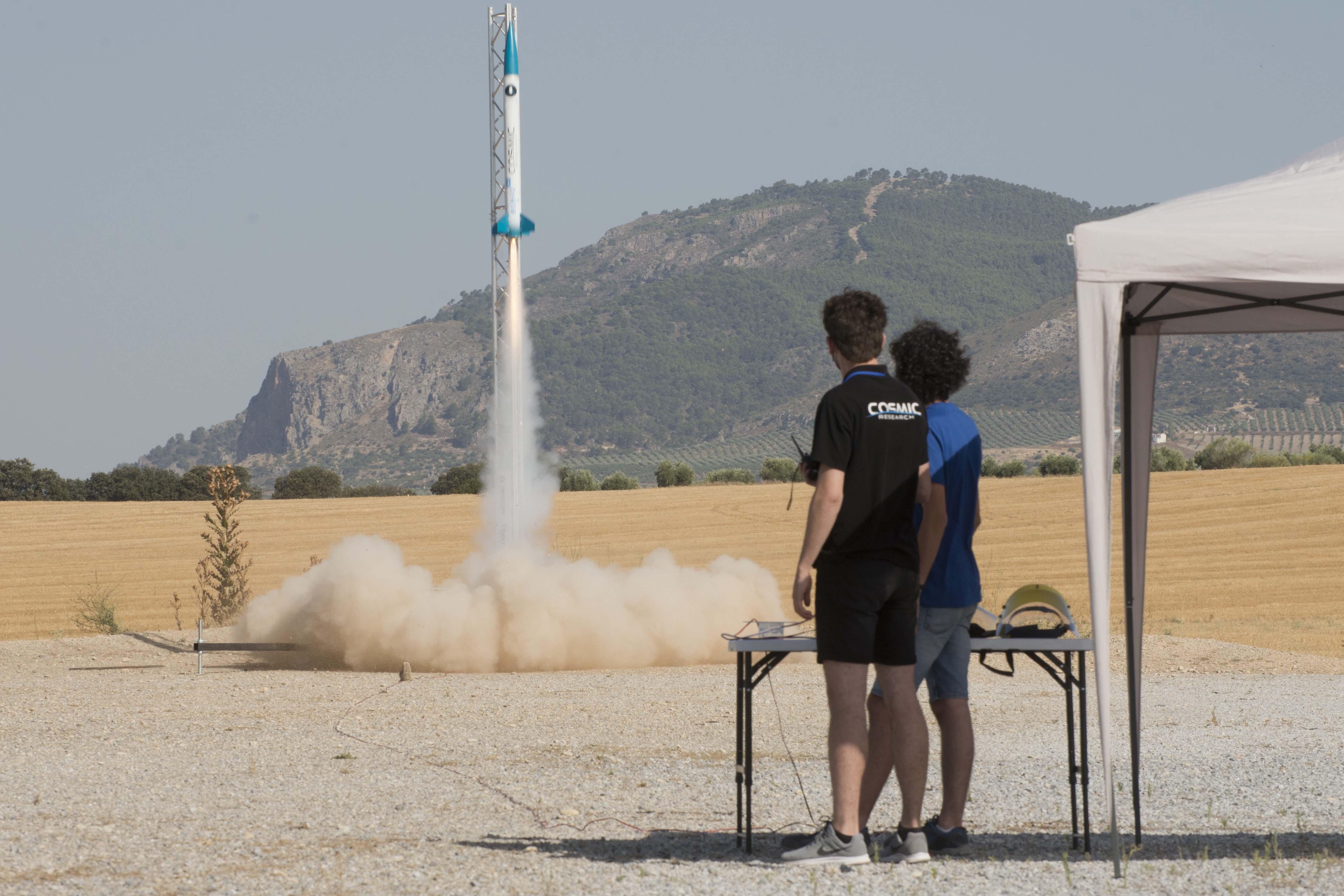 El Parque de las Ciencias organiza la competición nacional de satélites Cansat de la ESA