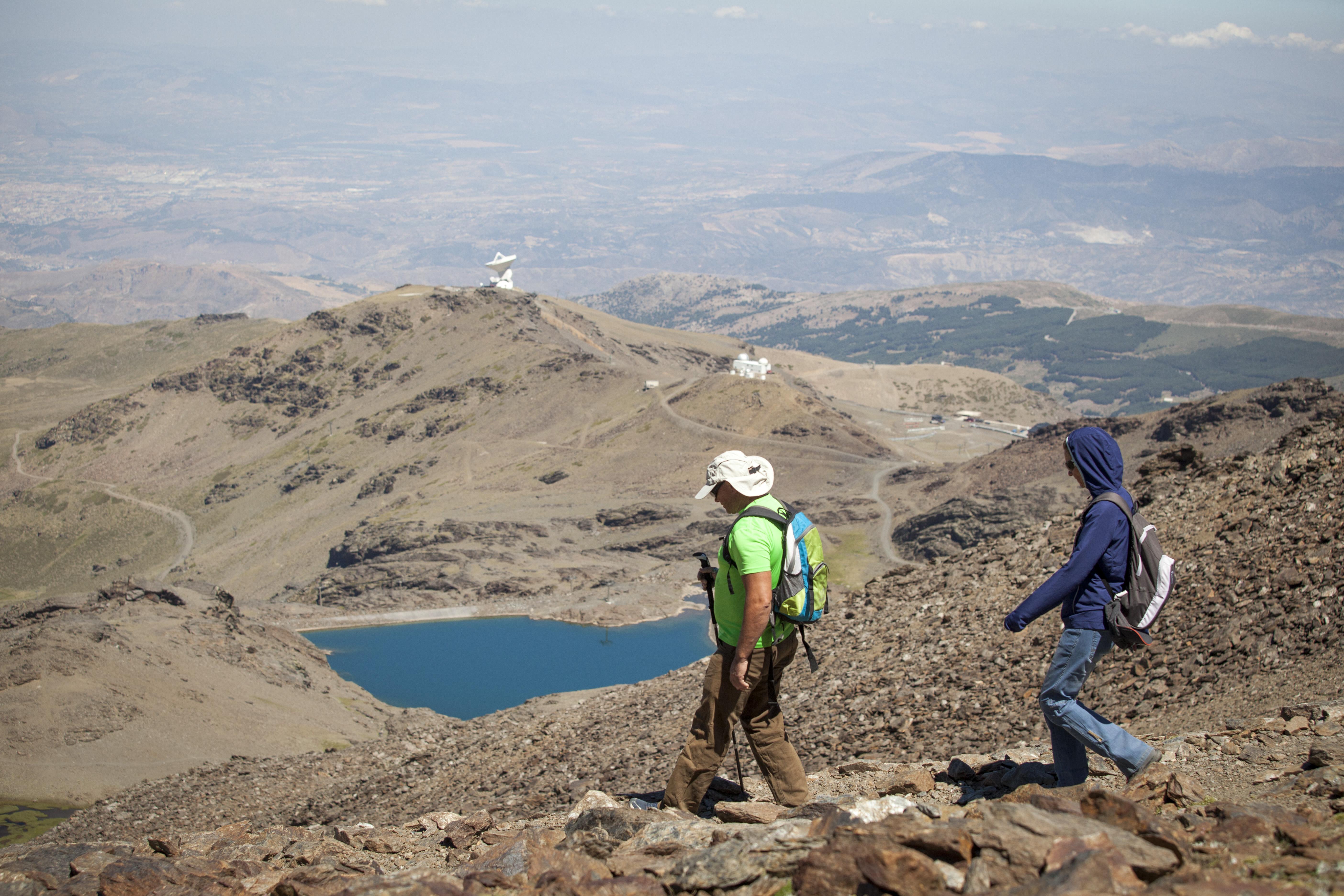 Sierra Nevada abre sus instalaciones de verano este fin de semana