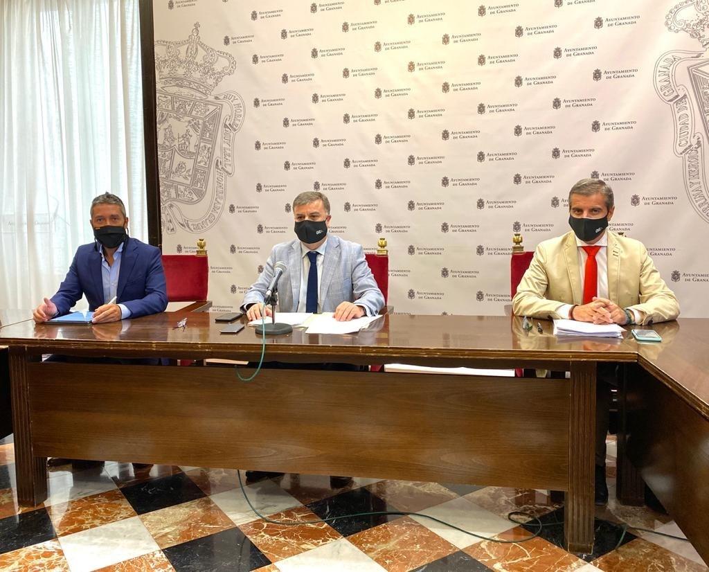 El Ayuntamiento de Granada reconvierte su organigrama para ser mas eficientes, según indican