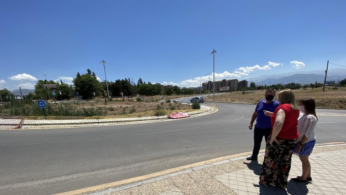 Vox pide mejorar la imagen de los accesos a Granada