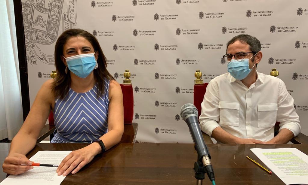 El PSOE denuncia que el bipartito deja a Granada sin debate de estado de la ciudad