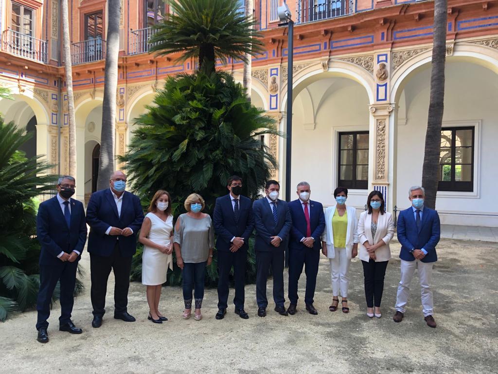 La Diputación se adhiere al Catálogo Electrónico de Procedimientos de la Administración Local