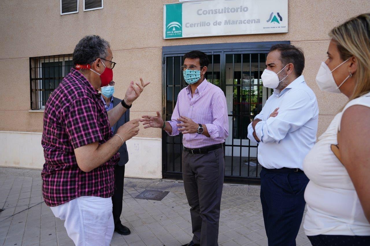 Cuenca exige más personal a la Junta para hacer frente a los rebrotes