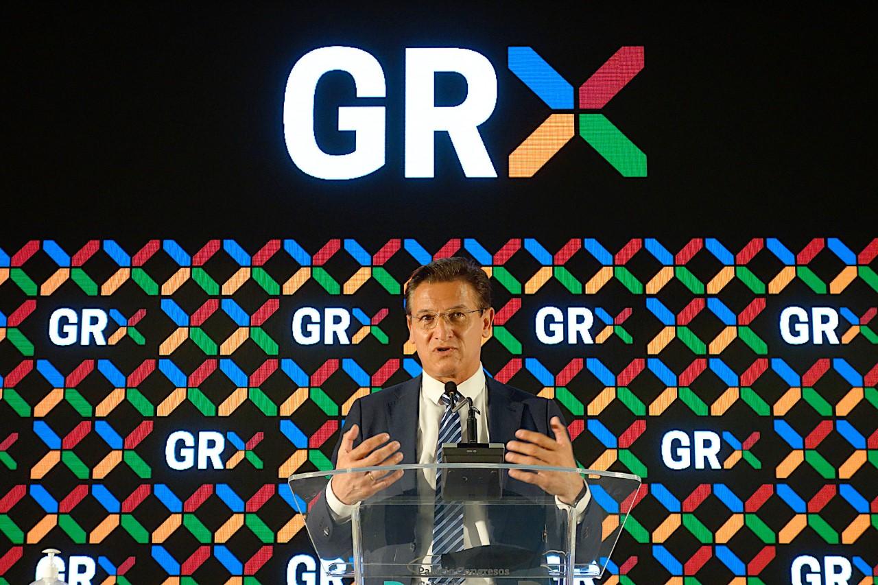 Granada estrena Imagen de marca: GRX