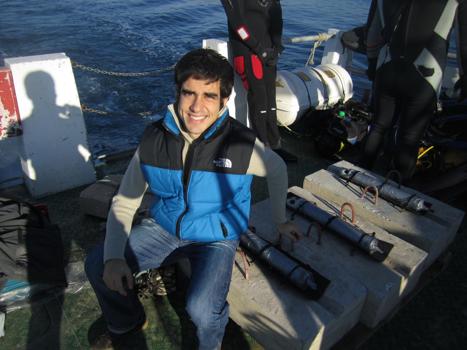 La tesis de Rafael Bergillos, doctorando de la UGR, premiada como el mejor Trabajo Académico en Ingeniería del Agua