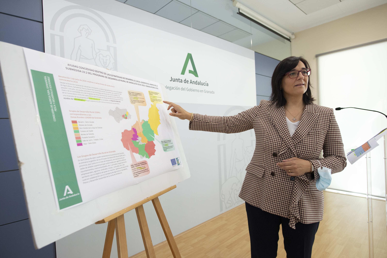 Las ayudas al desarrollo rural incentivan una veintena de proyectos en la provincia