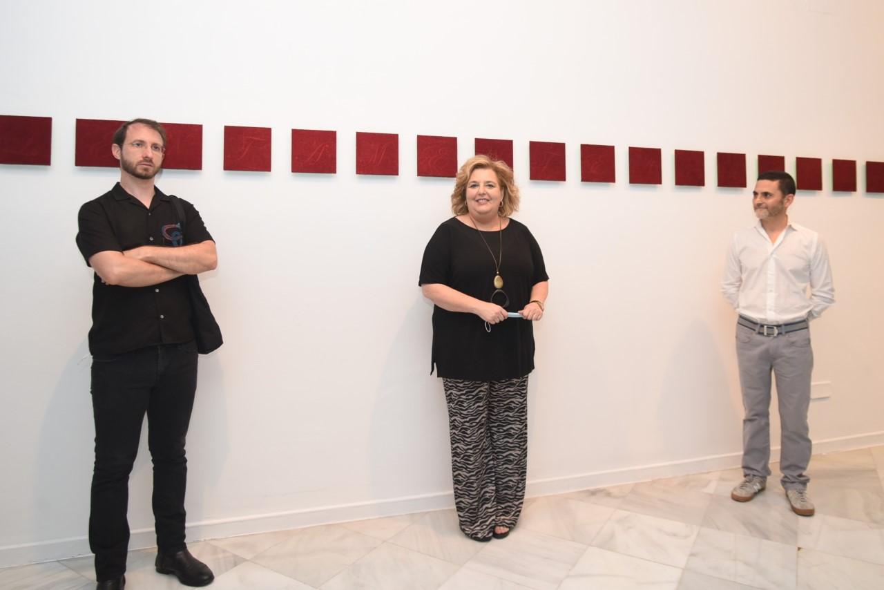 """El Palacio de los Condes de Gabia reabre la Sala Alta con la exposición """"Y si no son como luz"""""""