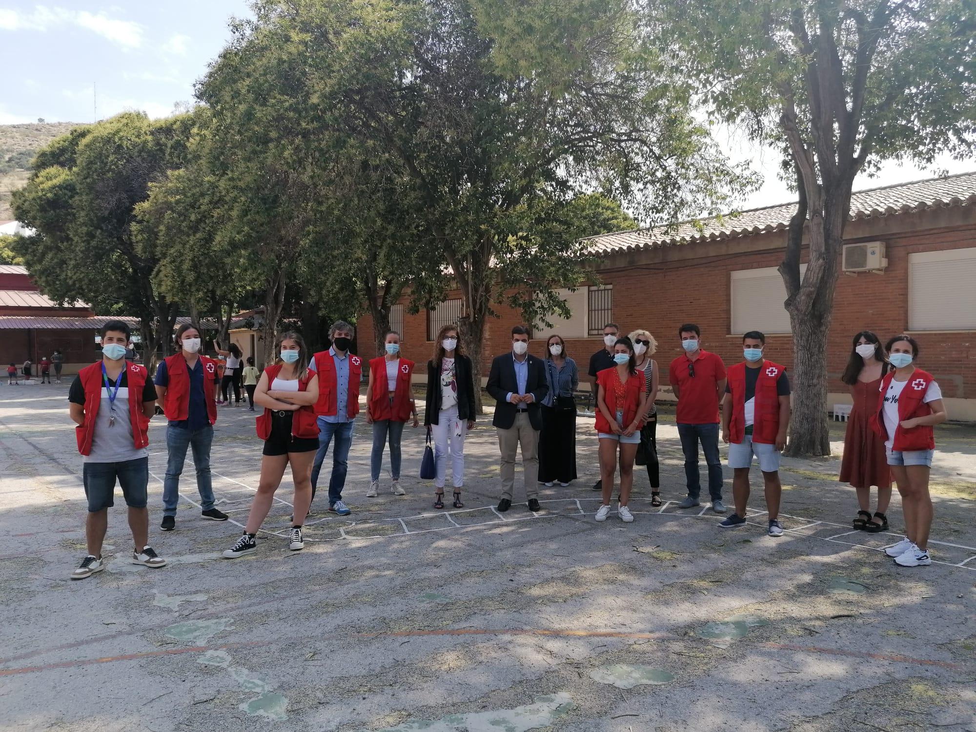 Las Escuelas de Verano atenderán a 550 niños y niñas en Granada