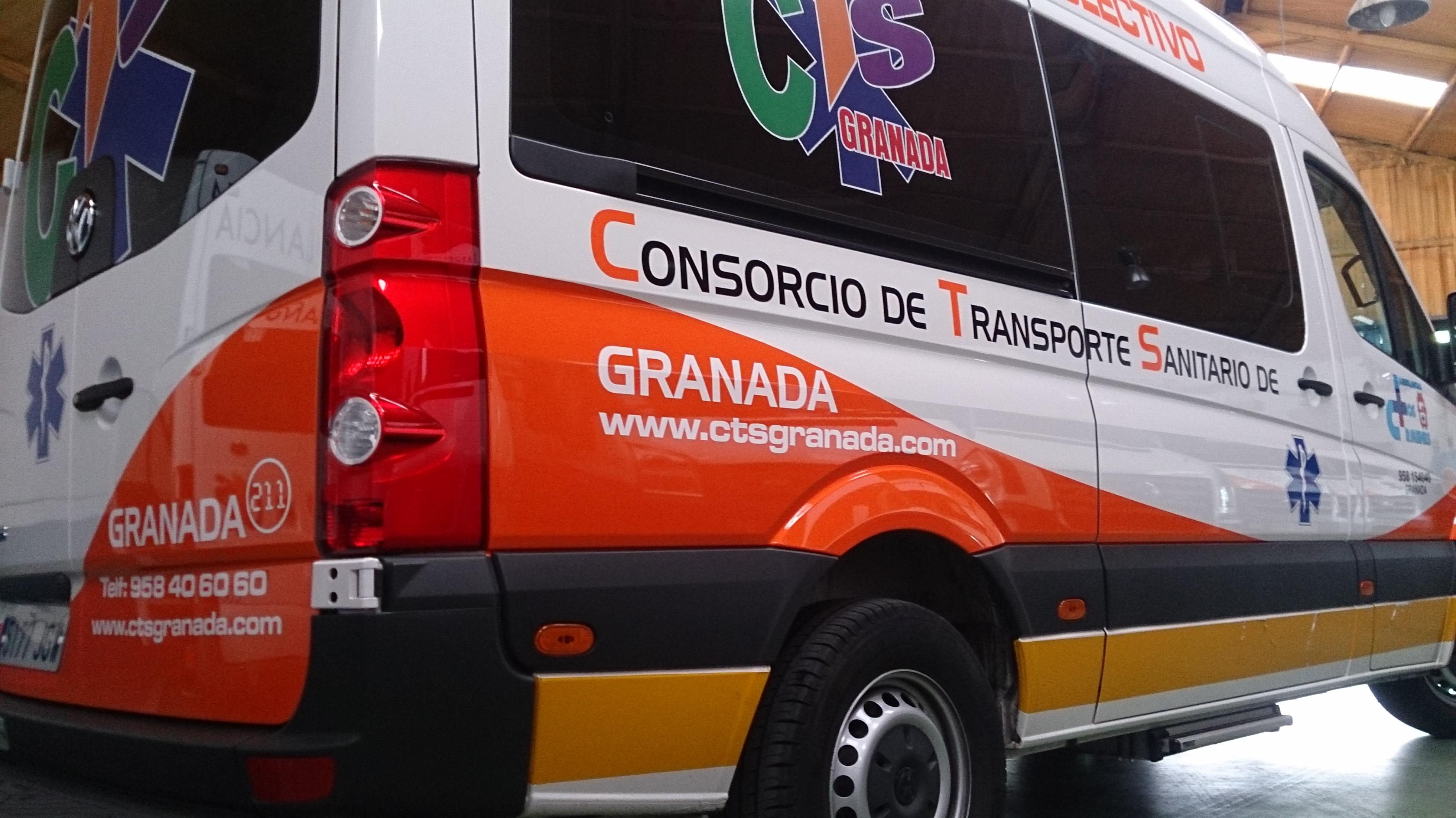 CCOO denuncia la privatización del servicio de ambulancia del Centro Sanitario Gran Capitán