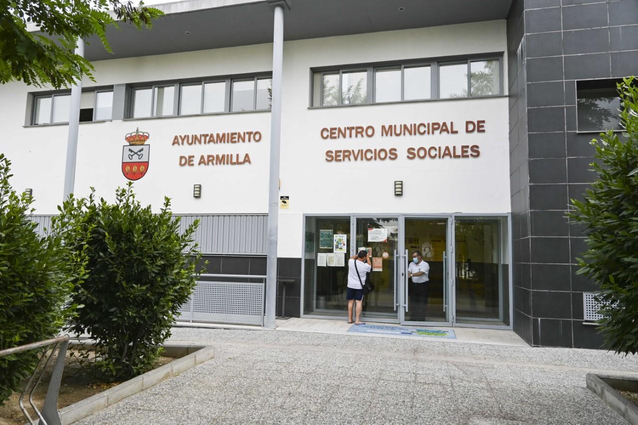 El Ayuntamiento de Armilla destina 373.000 euros a ayudas para familias en situación de vulnerabilidad
