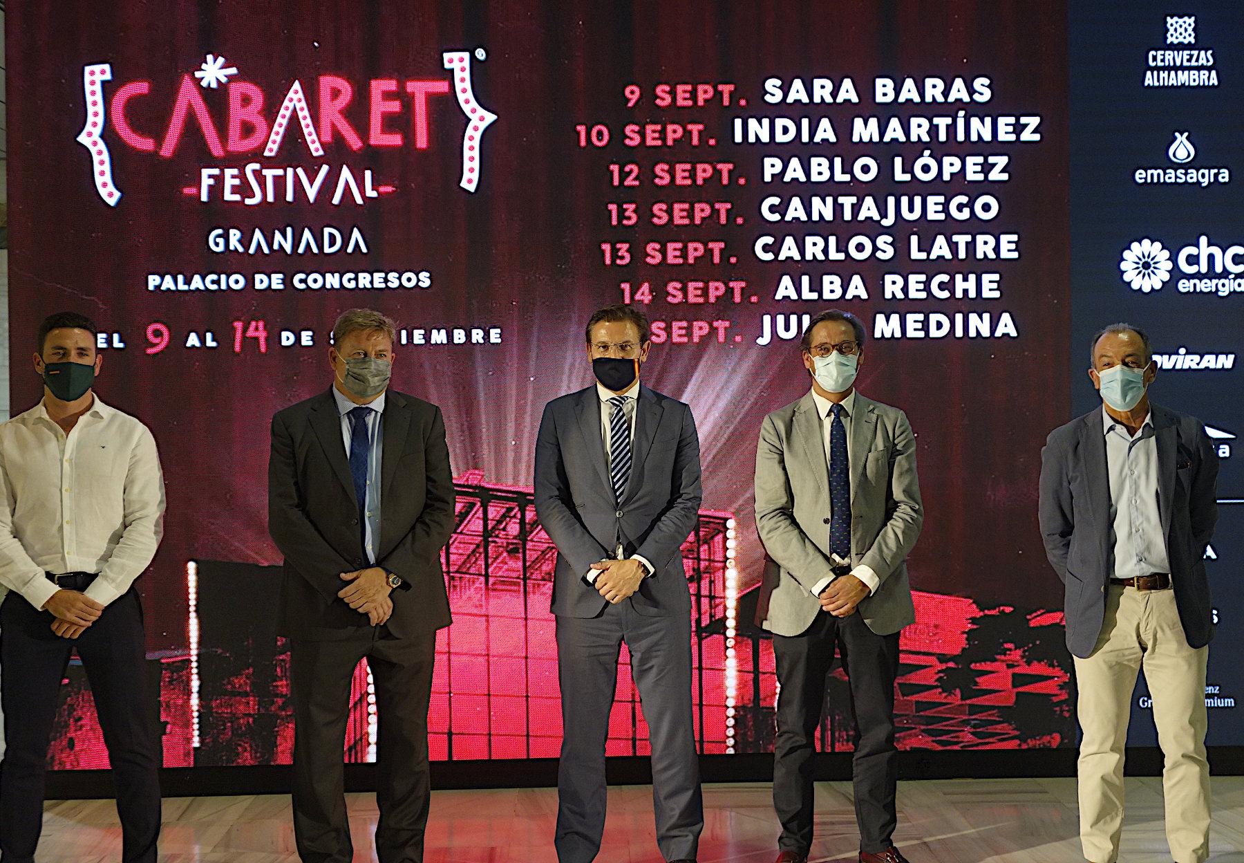El Palacio de Congresos presenta un nuevo ciclo de conciertos en septiembre