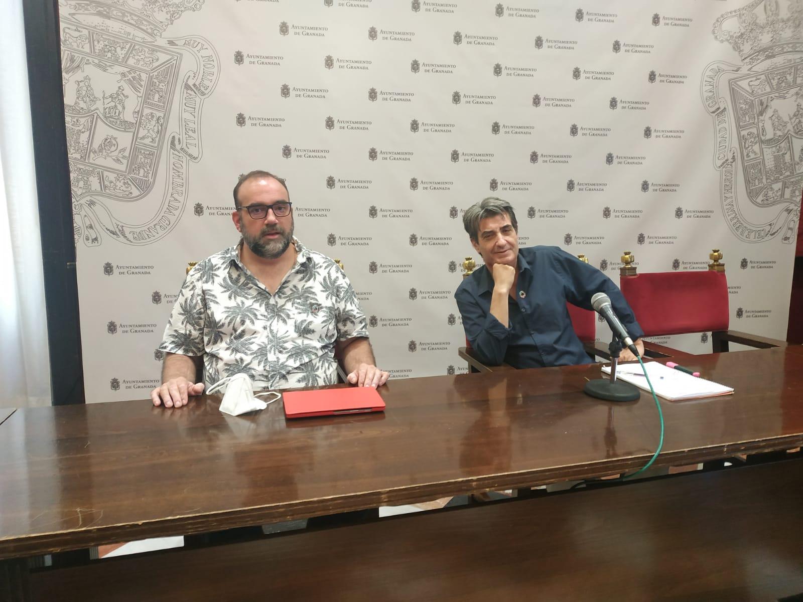 Podemos-IU denuncia que Granada ha perdido más del 30% de contratos de los Planes de Empleo