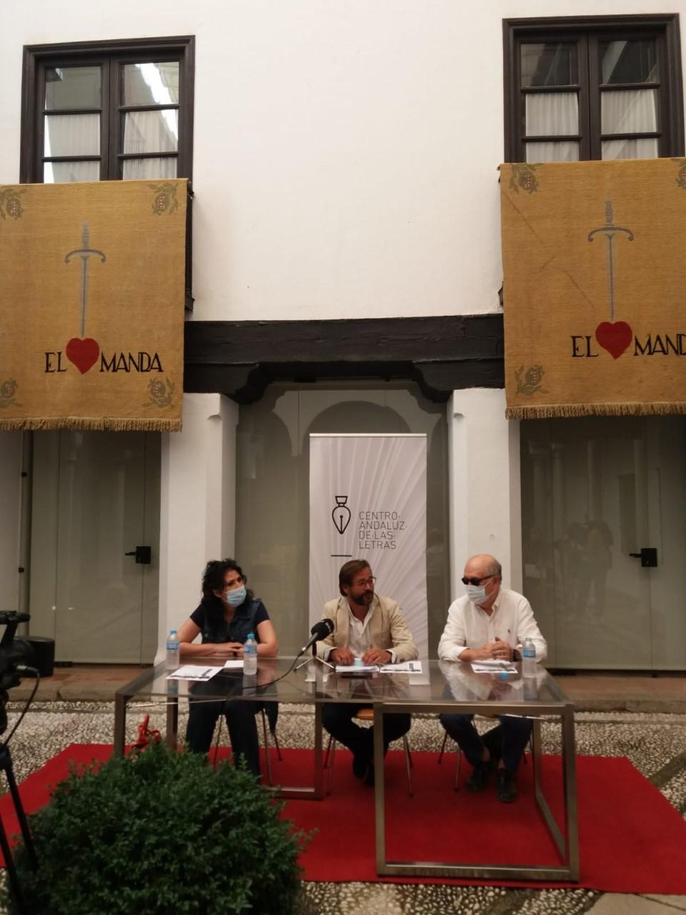 Cultura celebra los diez años de 'Poesía en el Jardín' con una programación especial en la Casa de los Tiros