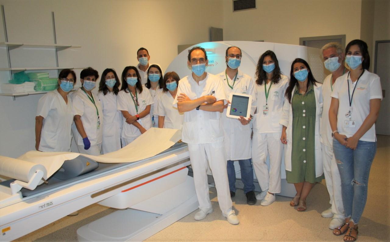 El Clínico incorpora un TAC de última generación que emplea la imagen espectral para obtener diagnósticos más precisos y seguros