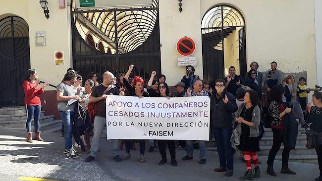 La Inspección Provincial de Trabajo de Granada emite un informe contra FAISEM por irregularidad en un proceso de cese de trabajadoras.