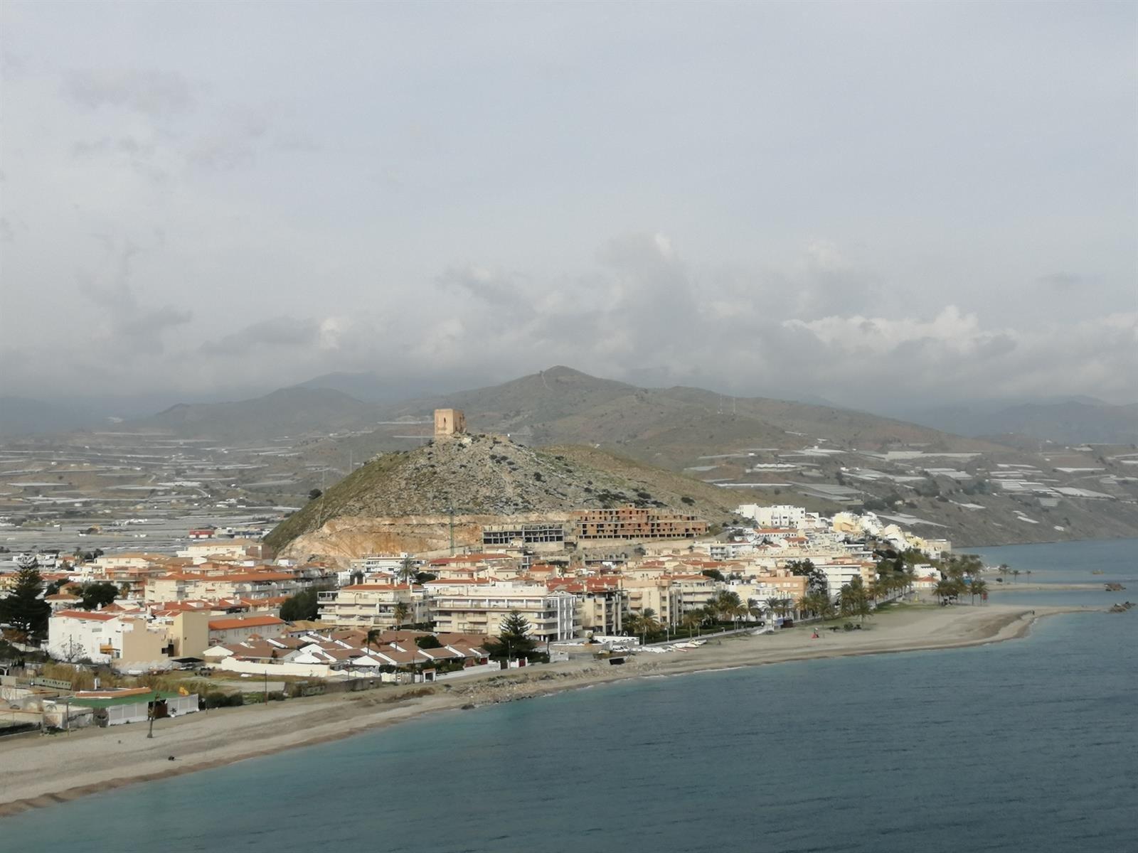 Encuentran en Almería al desaparecido desde esta madrugada en Castell de Ferro