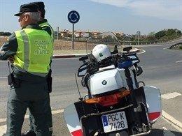 Tres detenidos por atropellar a una ciclista y huir dejándola herida grave en Otura