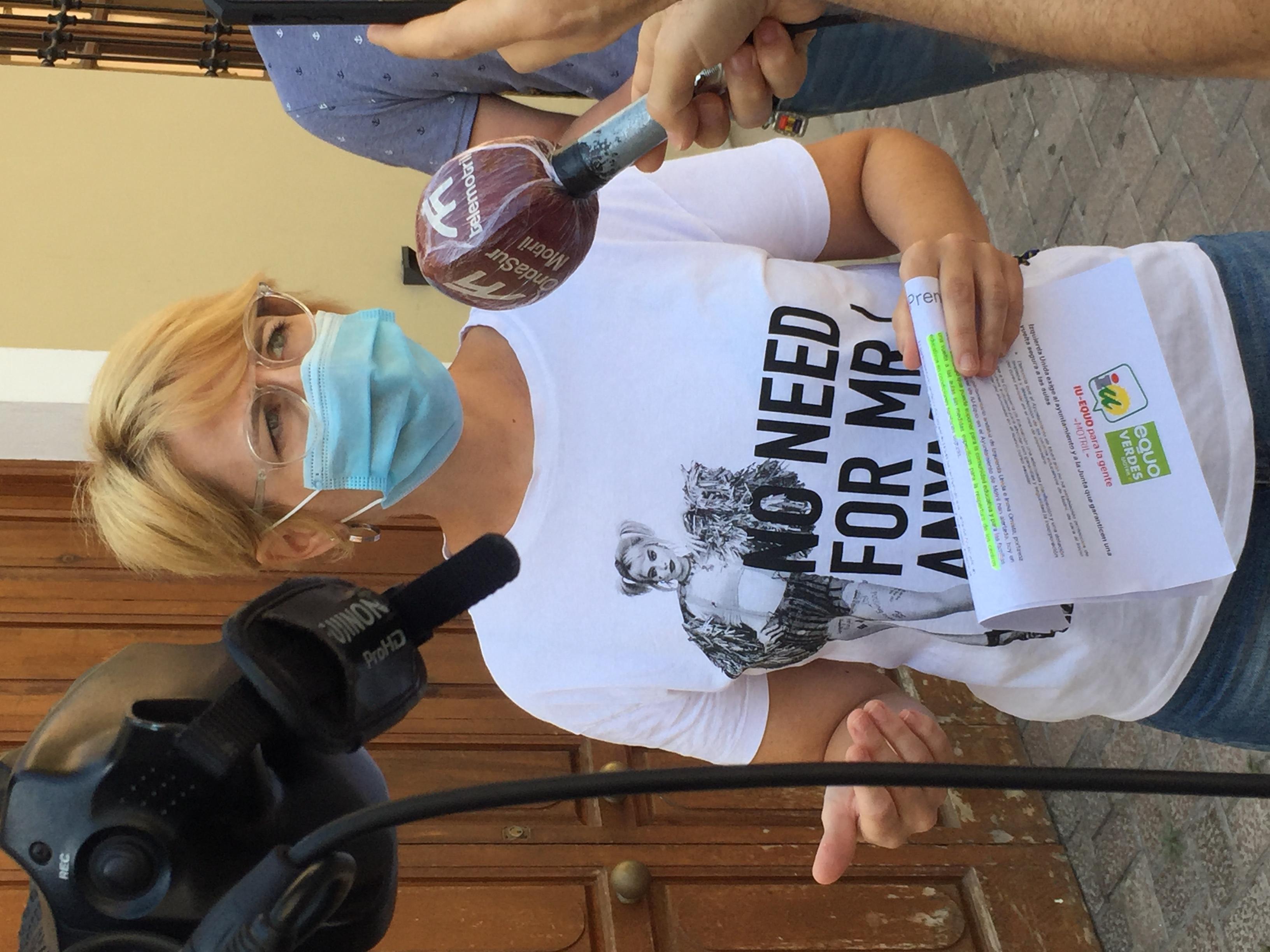 IU-Equo cuestiona la decisión de García Chamorro de restringir la atención al público en el Ayuntamiento de Motril