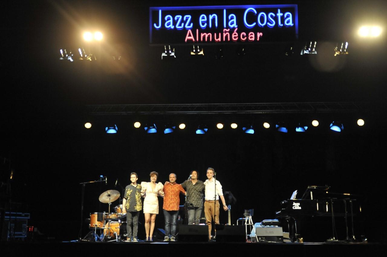"""Éxito rotundo de la edición especial del Festival """"Jazz en la Costa"""" dedicada a la música española"""