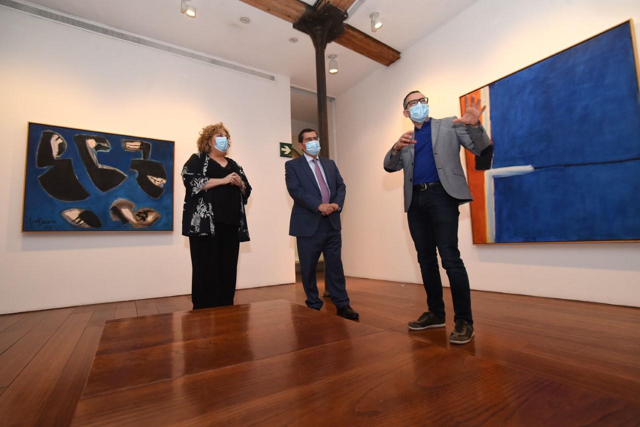 Diputación promueve los Premios a la Creación Artística para dinamizar el arte contemporáneo local