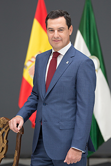 Moreno, «muy pendiente» de la evolución de los terremotos en la provincia granadina