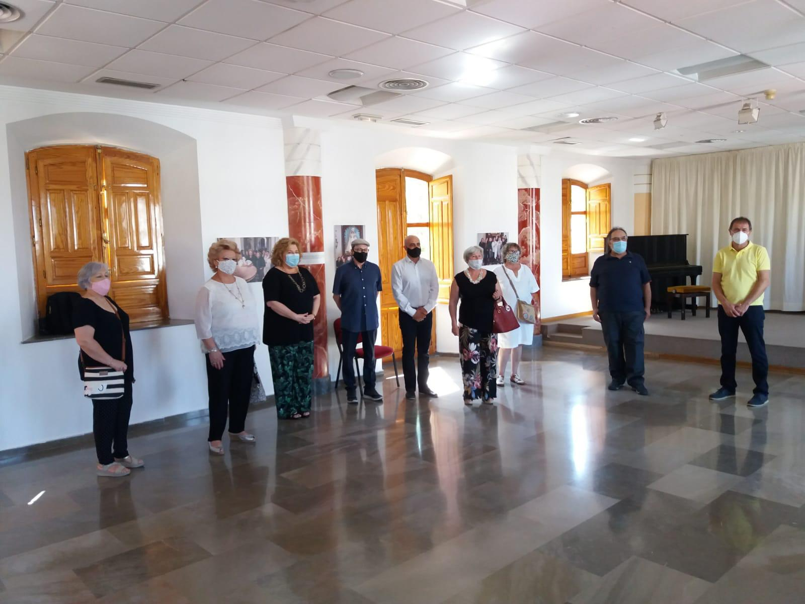 El Patronato García Lorca de la Diputación inaugura la exposición 'Lorquianas'