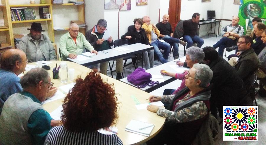 EL PSOE asume las propuestas de la Mesa por el Clima y propondrá una moción el próximo pleno