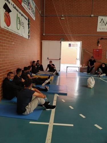 Se dan a la fuga siete migrantes en cuarentena, uno de ellos positivo en Covid