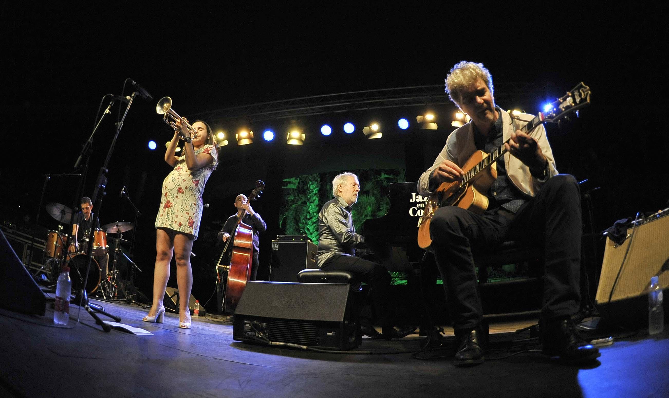 Gran éxito de público en la edición del «Jazz en la Costa» 2020