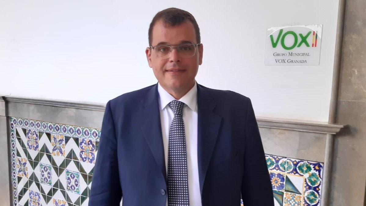 VOX pide al Ayuntamiento de Granada que promueva un homenaje por el 20 aniversario del asesinato de Luis Portero
