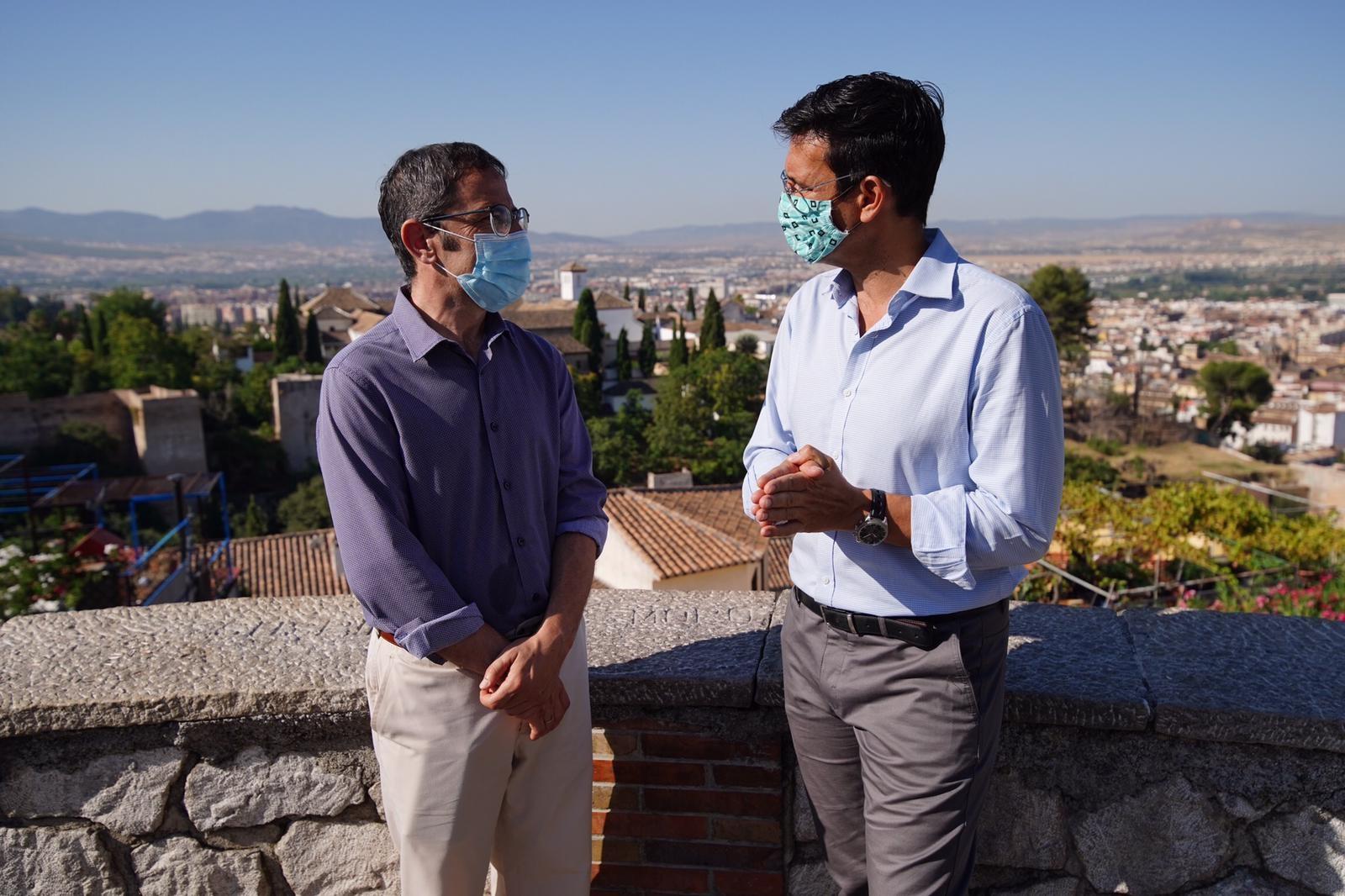 Cuenca lamenta el año perdido en la lucha por la calidad del aire de Granada