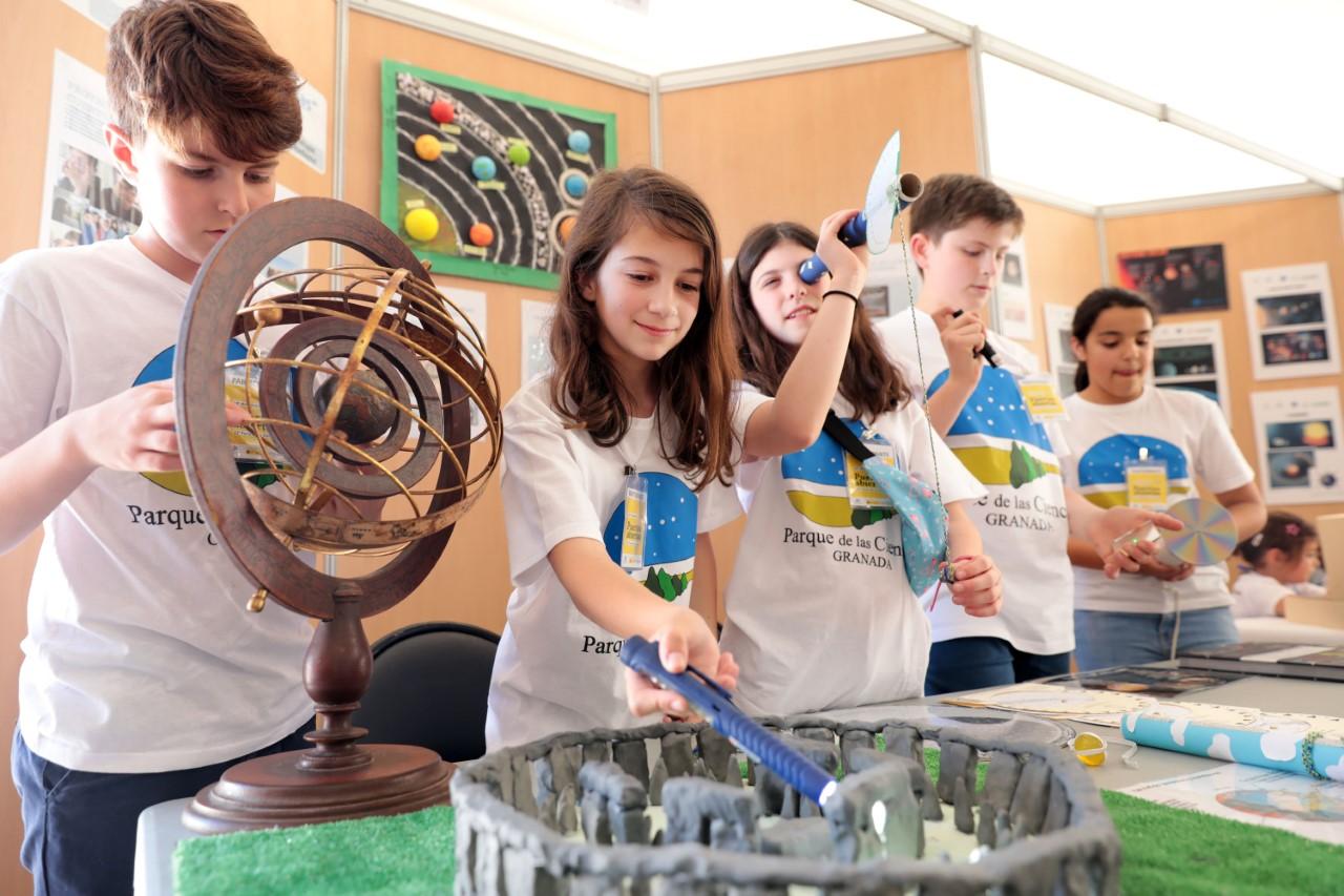 El Parque de las Ciencias obtiene financiación del Ministerio de Ciencia, Innovación y Universidades para dos proyectos en convocatoria competitiva anual