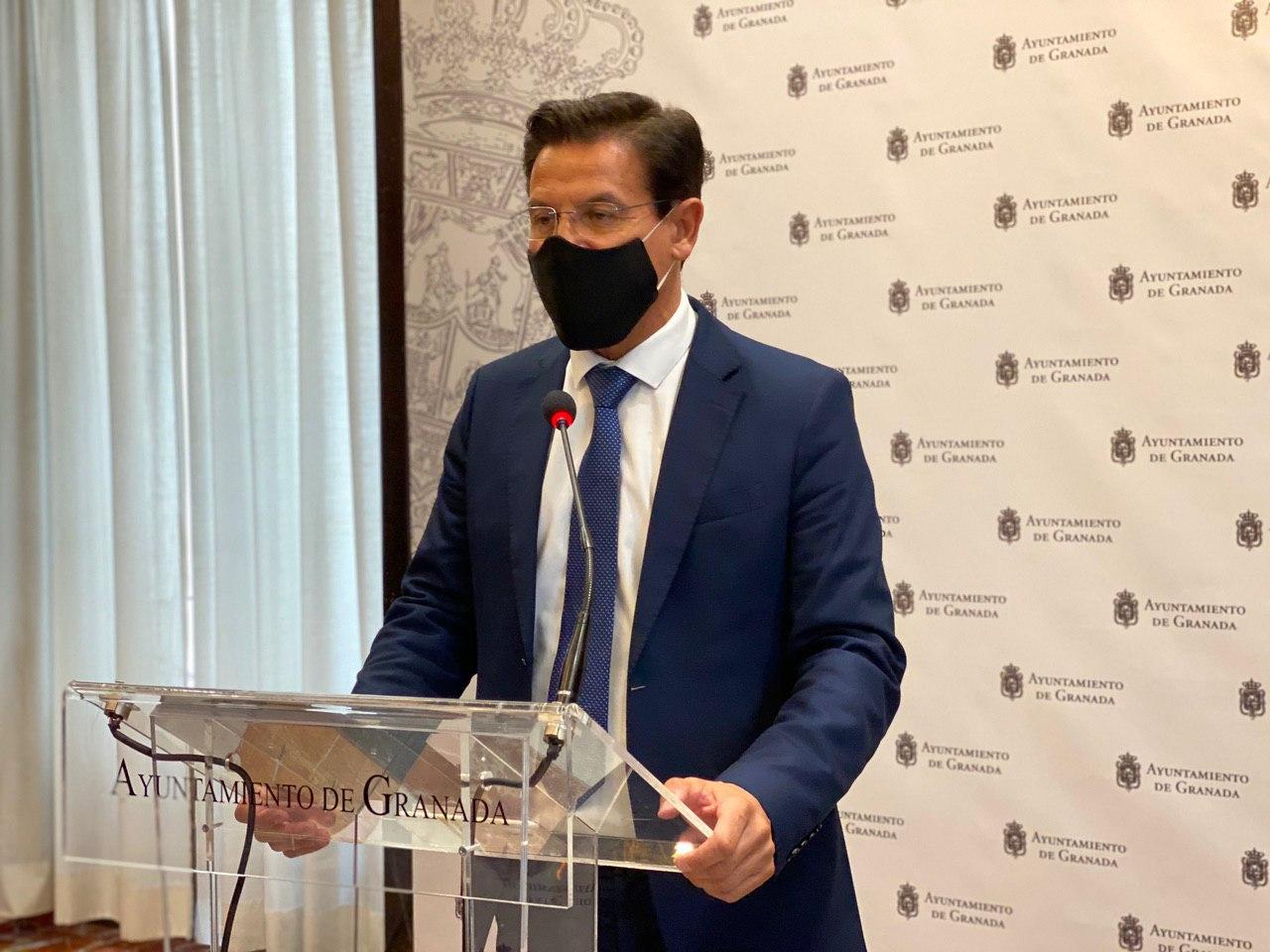 El Alcalde comparecerá el jueves en la comisión para la reconstrucción del Parlamento Andaluz