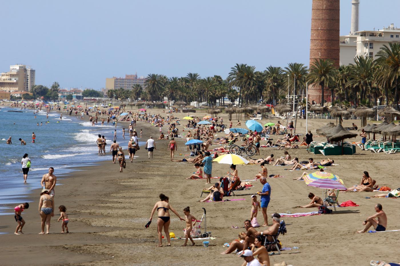 CCOO presenta un conflicto colectivo denunciando las condiciones laborales de «los vigilantes de la playa»