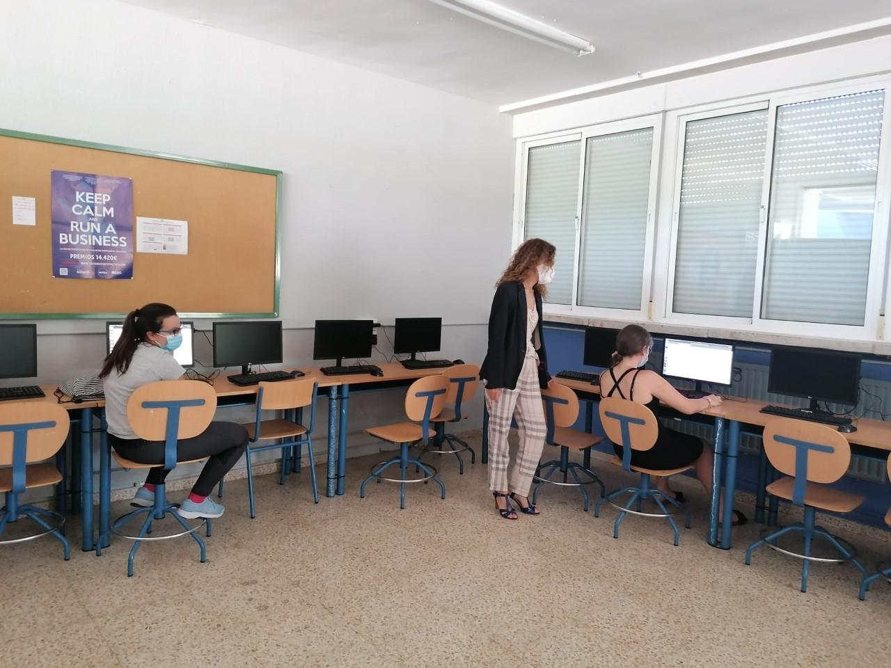 El Plan de Refuerzo Estival de Educación beneficia a más de 700 escolares de la provincia de Granada