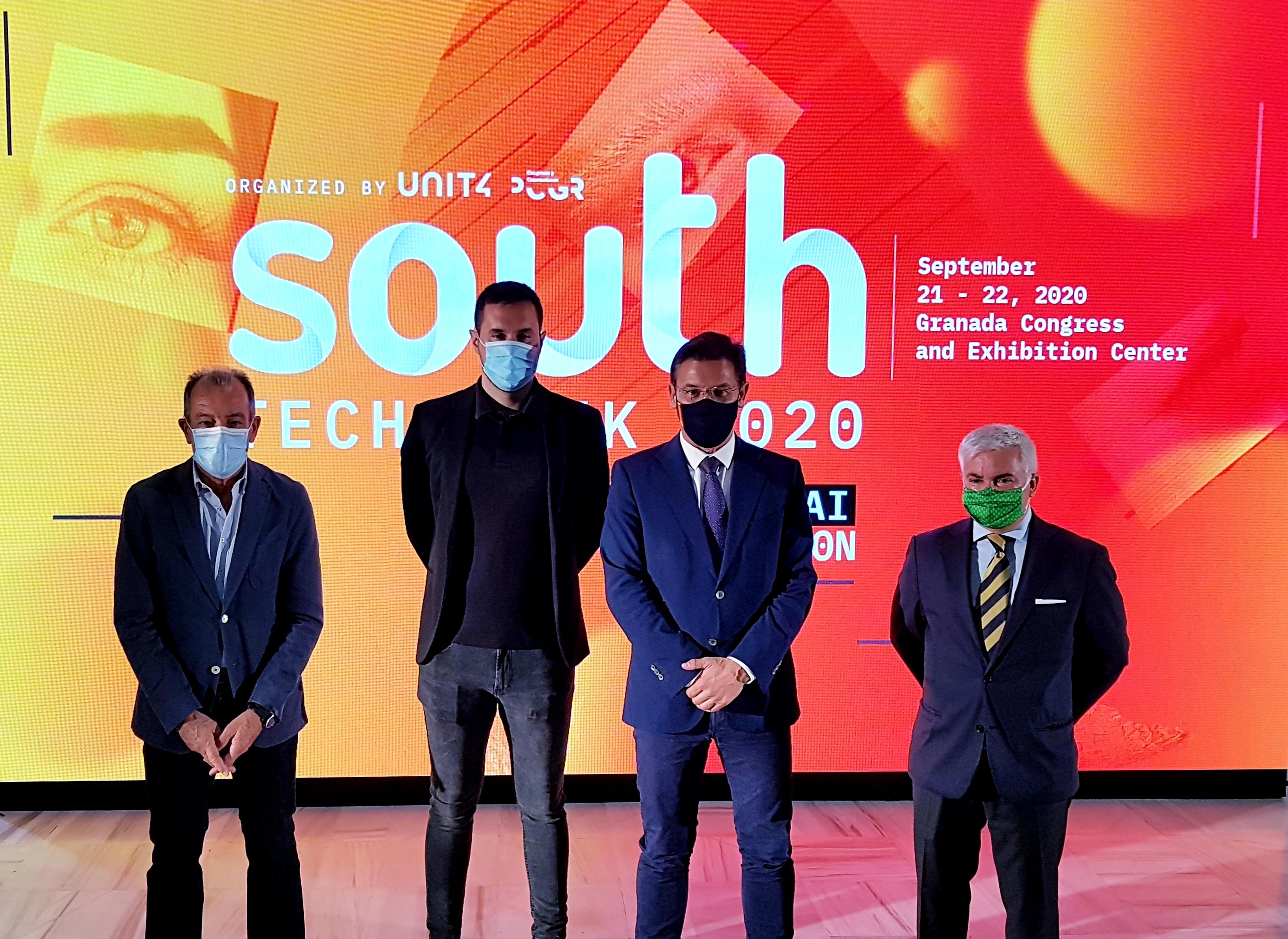 40 ponentes pondrán a Granada en el epicentro de la Inteligencia Artificial en septiembre con South Tech Week