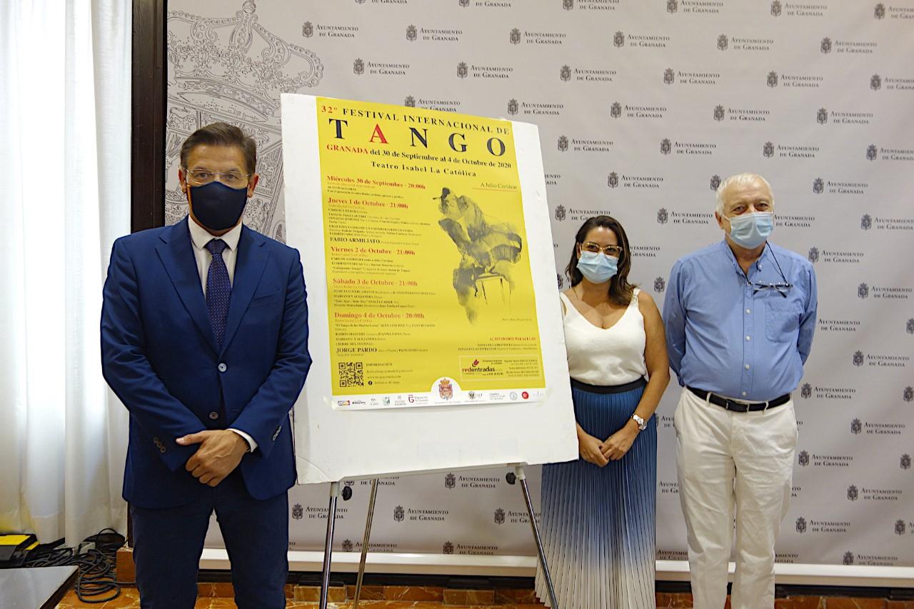 Granada acoge en septiembre el Festival de Tango dedicado a la importancia del «azar» en la obra de Julio Cortázar