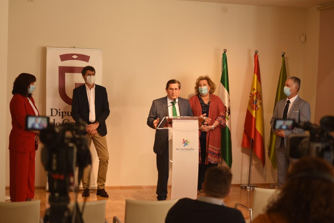La lucha contra la despoblación, entre las prioridades de la Diputación en la «nueva normalidad»