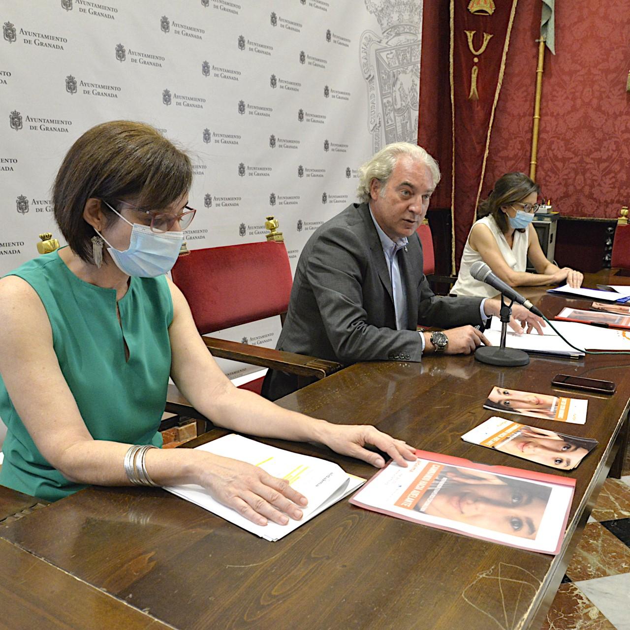 Ayuntamiento y la Asociación Aldaima impulsan un programa de colaboración dirigido a menores con traumas familiares