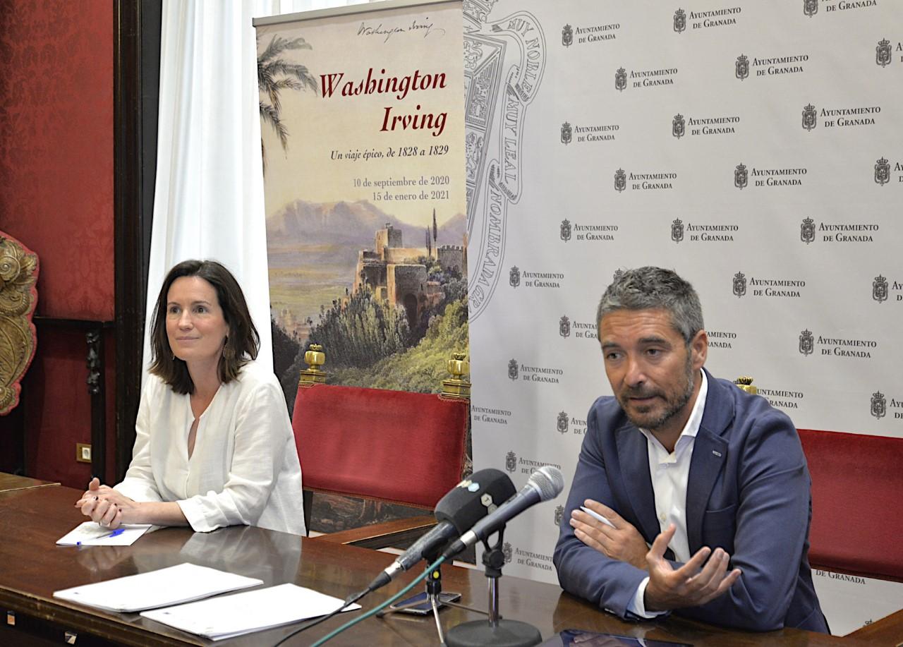 Convenio entre Legado Andalusí y ayuntamiento para consolidar la Casa de Zafra y el Cuarto Real como espacios culturales