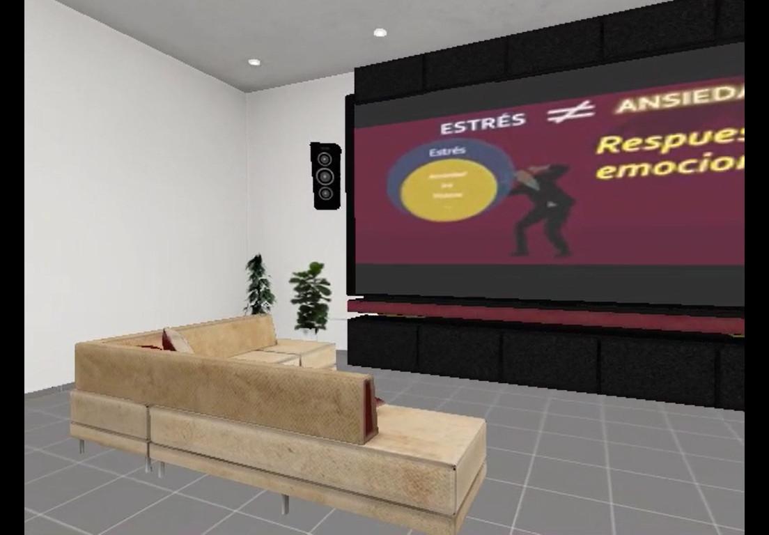 Psicólogos proponen el uso de la Realidad Virtual como terapia para combatir el estrés durante el confinamiento
