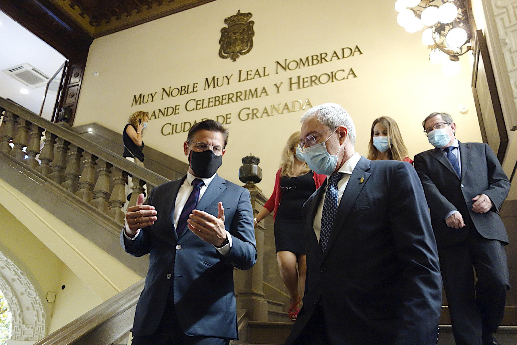 Granada se refuerza como capital del emprendimiento