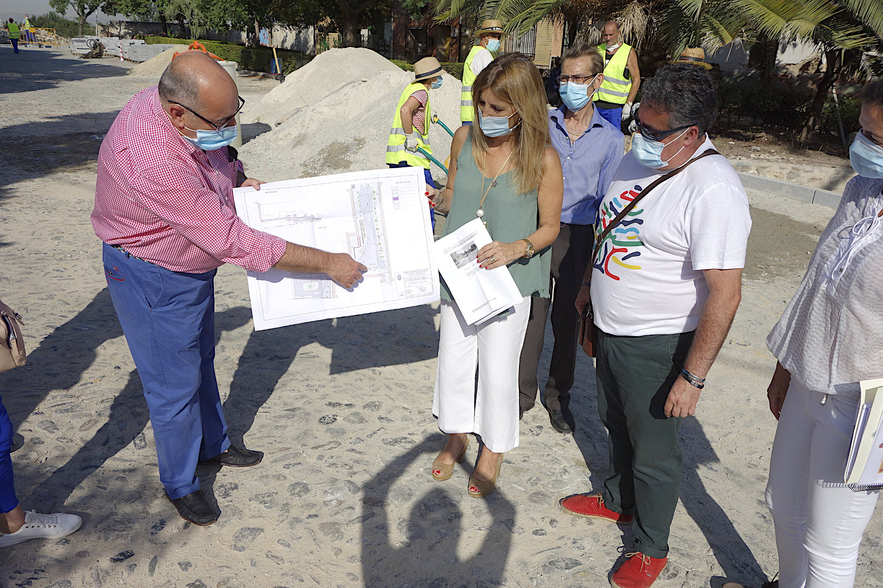 El Ayuntamiento ejecutará obras durante el verano por valor de 900.000 euros